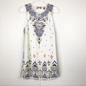 Anthropologie Ecote Mini Dress